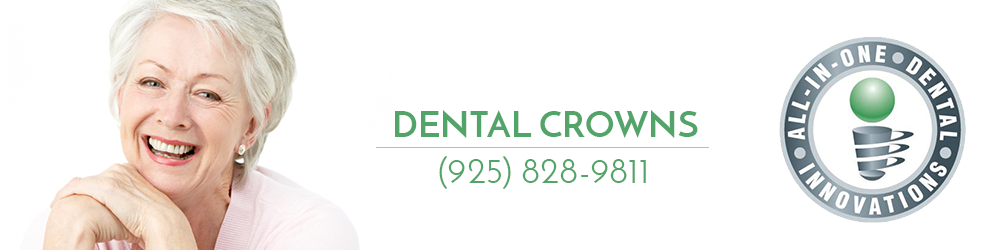 All In One Dental offers dental crowns