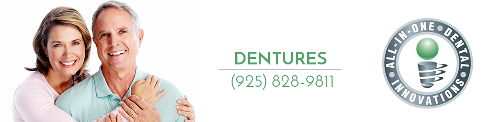 All In One Dental offers denture services