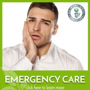 Learn more about our emergency dental care services