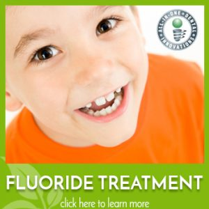 Learn more about fluoride treatment