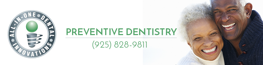 All in one dental offers preventive dentistry in dublin ca