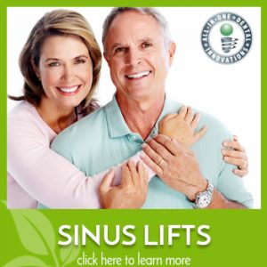 Learn about sinus lifts