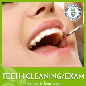 Learn more about our teeth cleanings and exams