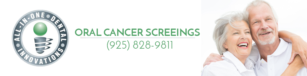 Oral Cancer Screenings in Dublin CA